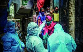 Dois Estados da Índia declaram epidemia de 'fungo negro' em meio a aumento de infecções