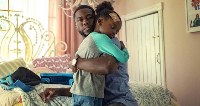 Kevin Hart é um pai solteiro na nova comédia da Netflix