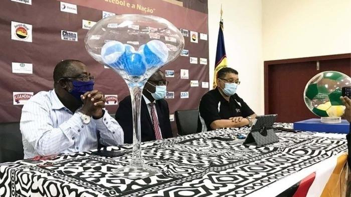 FAF sorteia Taça de Angola na Urbanização Nova vida