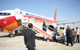 Angola reestrutura autoridade da aviação civil
