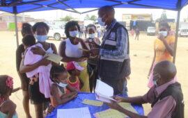 Vacinas de rotina cobrem 60% das crianças a nível de Luanda