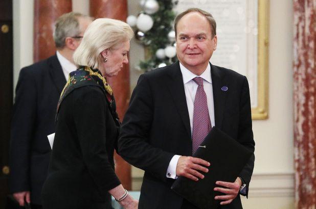 Embaixador da Rússia regressou ontem aos Estados Unidos