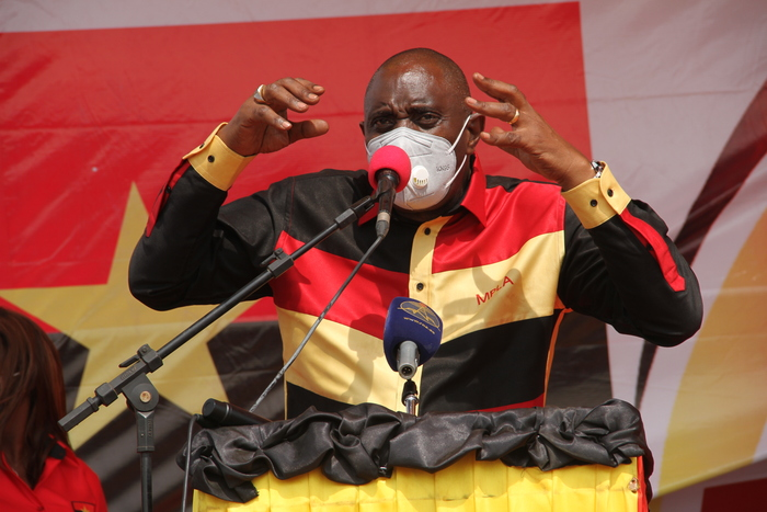 MPLA em Luanda contra a exposição dos problemas internos nas redes sociais