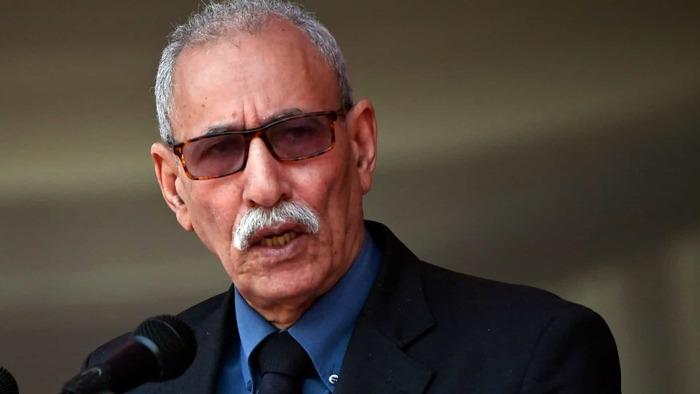 Líder da Frente Polisário deixou a Espanha durante a madrugada