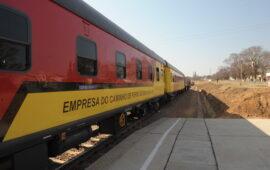 Comboios colhem cerca de 40 peões, em Luanda, em três anos