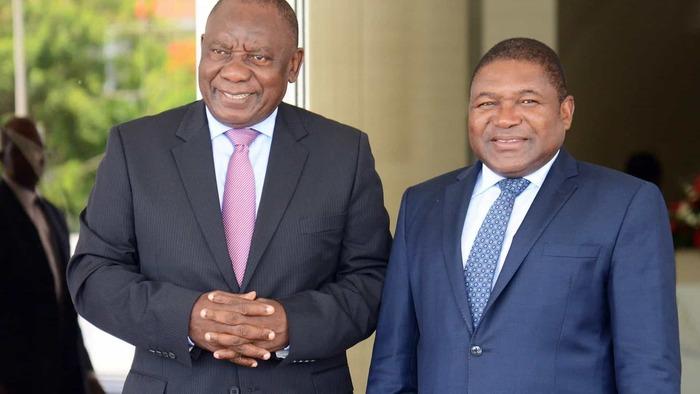 Presidente Ramaphosa participou na Cimeira da SADC em Maputo