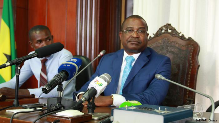 Angola e São Tomé e Príncipe reforçam cooperação parlamentar