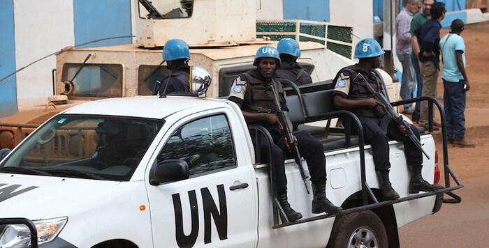 ONU pede fim das acções hostis contra a sua representação na RCA