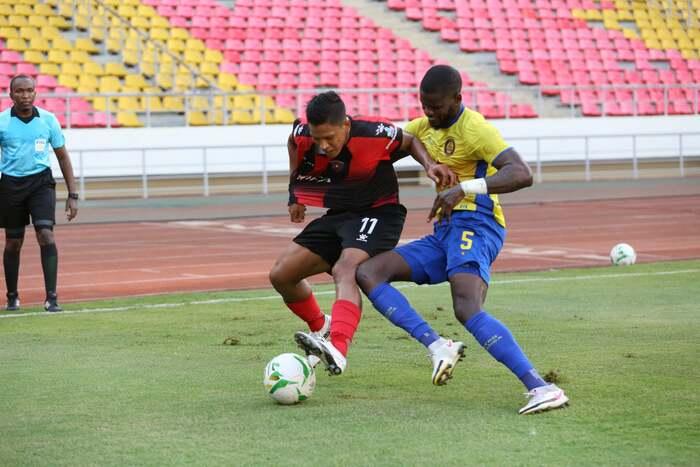 A hora e a vez do clássico do futebol angolano