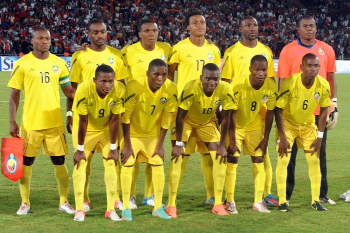 Selecção de Moçambique prepara jogos amistosos