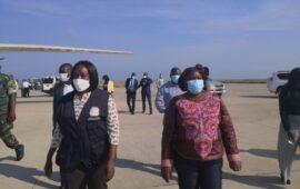 Malária e dengue forçam visita da ministra da Saúde a Benguela