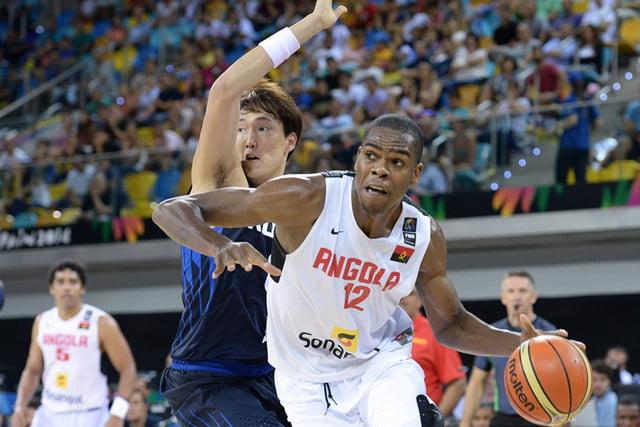 Yannick Moreira reforça combinado angolano em Barcelona