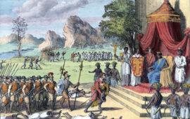 Vestígios sobre o antigo Reino do Congo ilustrados Sábado na Mediateca de Luanda
