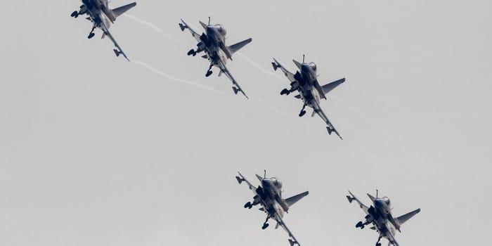 Taiwan diz que Pequim violou espaço aéreo com 28 aviões de combate