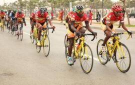 Ciclistas animam sétima prova do torneio ORPED no município da Quiçama
