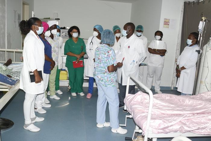 """""""Nós os enfermeiros juramos salvar vidas"""""""
