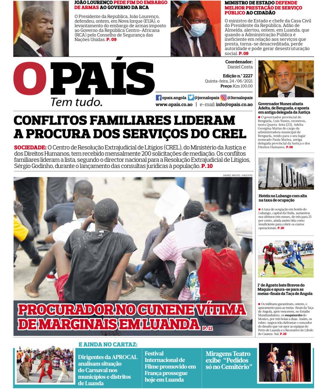 Editorial: Ao serviço do público