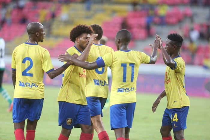 Petro de Luanda assegura presença na Liga dos Campeões
