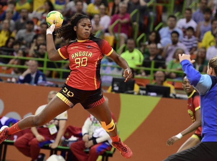 Pérolas africanas dizem adeus aos Jogos Olímpicos de Tóquio