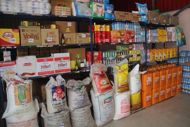 Medida de suspensão de direitos aduaneiros em bens alimentares já entrou em vigor