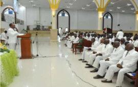 Dirigente do MPLA reconhece papel da igreja na moralização da sociedade