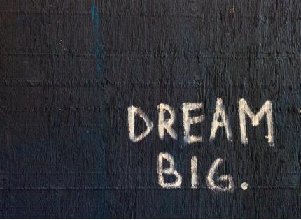 O sonho por trás do grito