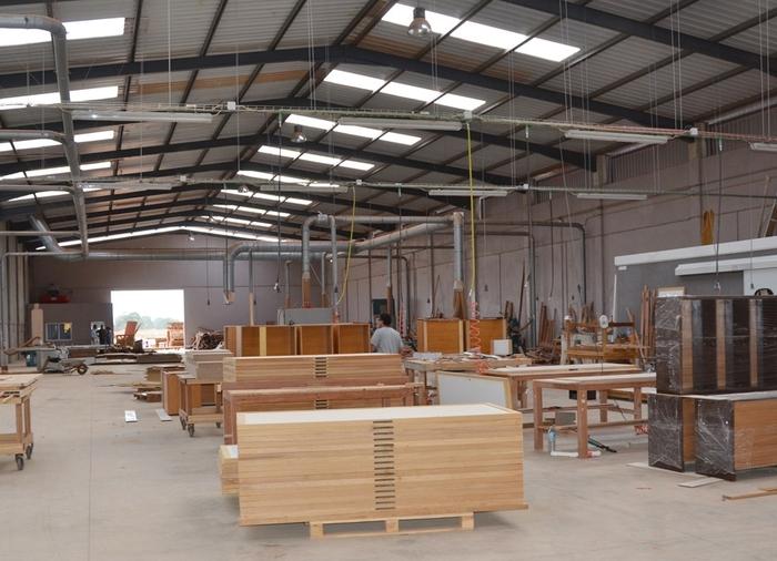 Unidade fabril de mobílias entra em funcionamento até Dezembro na ZEE