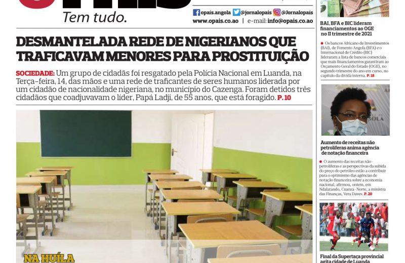 Editorial: Haja serenidade