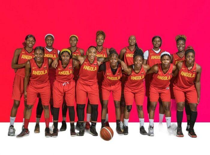 Angola defronta Moçambique no arranque do Afrobasket dos Camarões