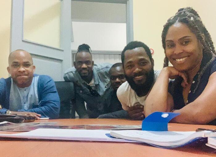 """Projecto Duetos N'Avenida """"arrisca"""" na dramaturgia com Celma Pontes e Jaime Joaquim"""
