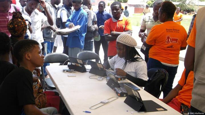 Registo oficioso na Huíla prevê abranger mais de um milhão de eleitores