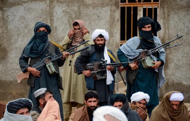 """EUA estão """"preocupados"""" com novo governo talibã, sobretudo com o """"histórico"""" de alguns ministros"""