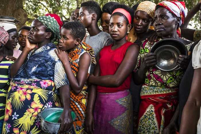 Burundi: assistência a 500 famílias sinistradas