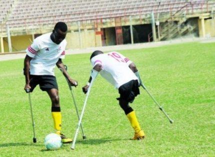 Pré-selecção de futebol para amputados realiza 2.ª fase de preparação em Benguela