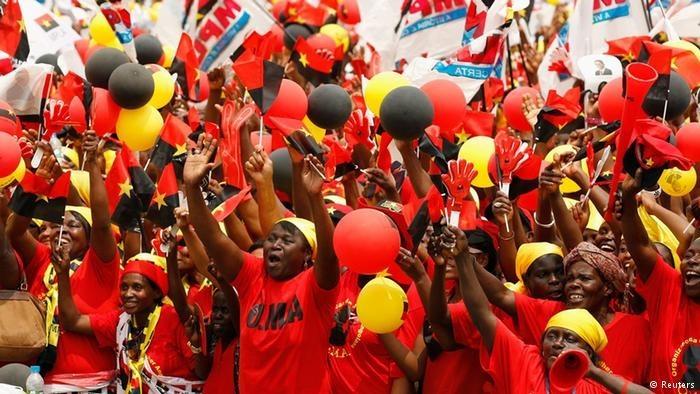 MPLA quer militantes participes na construção de um país melhor