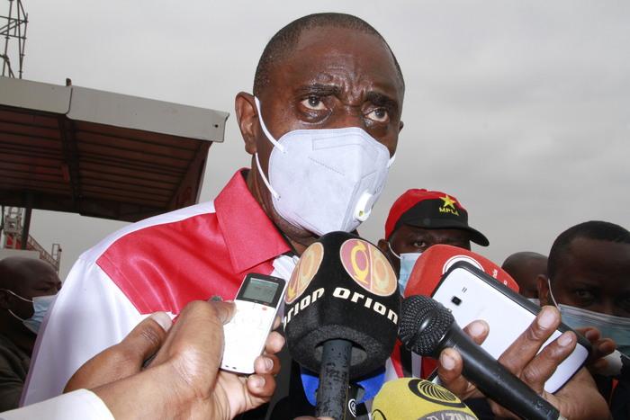 MPLA em Luanda reitera importância do registo eleitoral