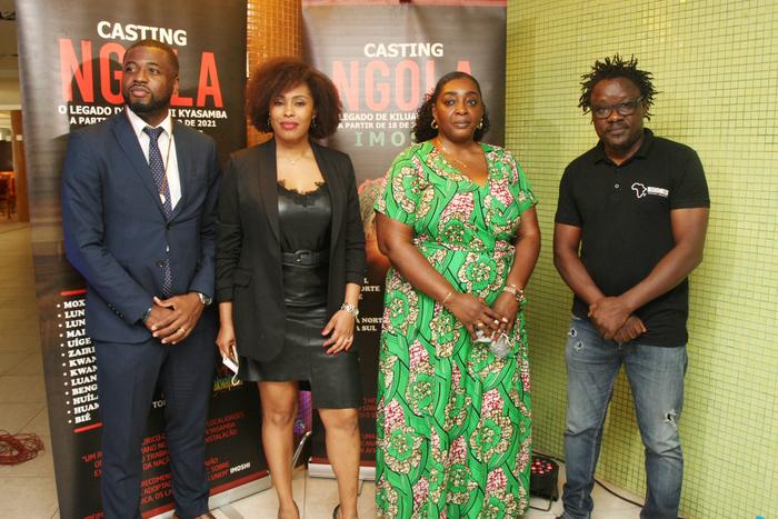 "Tony Nguxi imortaliza história cultural angolana com filme ""Ngola – O legado de Kiluanji Kyasamba"""