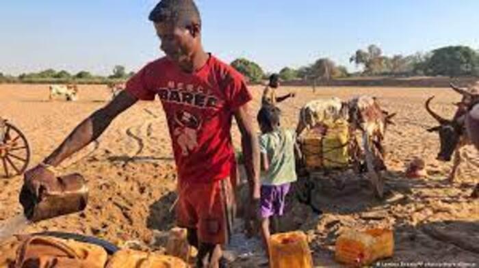 Fome em Madagáscar gera alerta global contra alterações climáticas