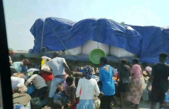 Académico indica factores psicológicos no assalto de camiões de arroz em Benguela